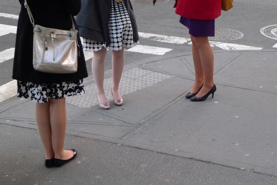 Ladies, Midtown NY 2011